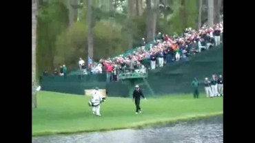 The Greatest hole in one in Golf Ever