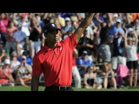 Top 10: Tiger Woods Shots on the PGA TOUR